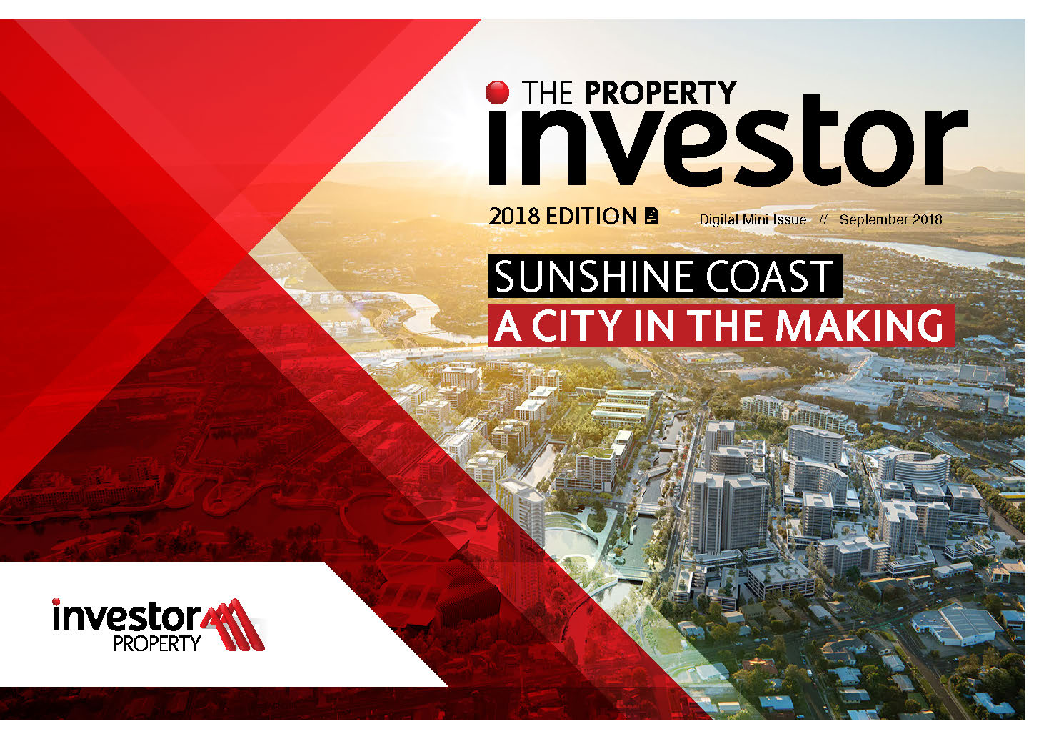 SUNSHINE COAST A CITY IN THE MAKING